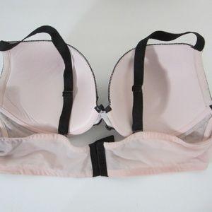 40930f49d2 torrid Intimates   Sleepwear - Torrid Black Lace Sexy Push Up Plunge Bra 46C